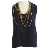 Balmain Silk Tank Top