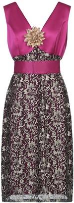 Casting 3/4 length dresses