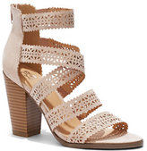 New York & Co. Perforated Strappy Sandal
