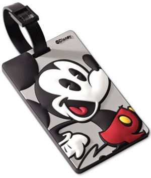 American Tourister Mickey Mouse Luggage Id Tag