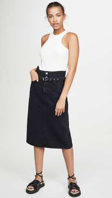 Rag & Bone Paper Bag Skirt