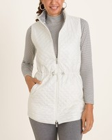 Zenergy Reversible Quilted Puffer Vest