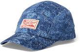 Ralph Lauren 2-7 Bandanna-Print Twill Cap