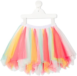 Billieblush Layered Tulle Skirt