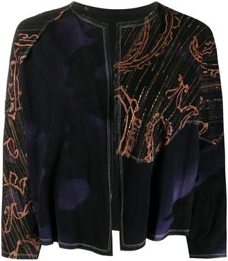 A.N.G.E.L.O. Vintage Cult 1980s Sequin-Embellished Jacket