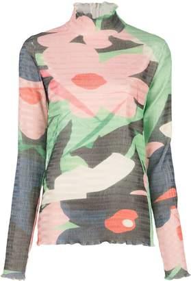 Roksanda floral print jumper