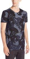 HUGO BOSS BOSS Orange Men's Jellyfish Printed T-Shirt