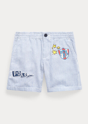 Ralph Lauren Polo Prepster Striped Short