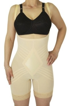 Rago Wear Your Own Bra Full Body Briefer