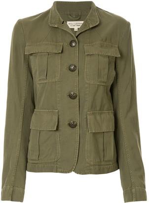 Nili Lotan Military Multi-Pocket Jacket