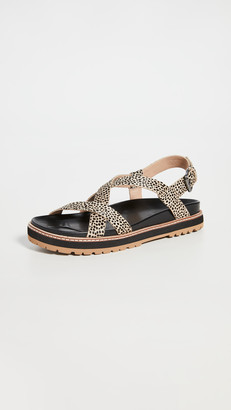 Madewell Piper Lugsole Sandals