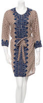 Figue Printed Shift Dress