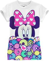 Disney mickey mouse & friends minnie mouse candy tee - girls 7-16