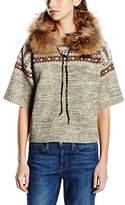 Stefanel Women Pl119Df1218 Pullover,size S