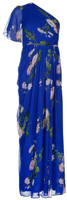 Adrianna Papell One-Shoulder Maxi Dress