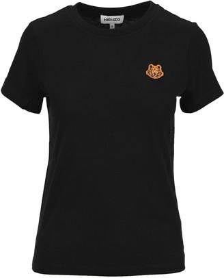 Kenzo Tiger Patch T-Shirt