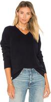 Vince Raglan V Neck Sweater