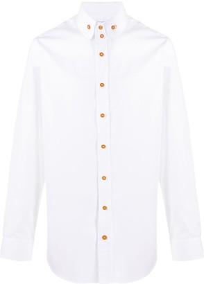 Vivienne Westwood Krall button-down cotton shirt