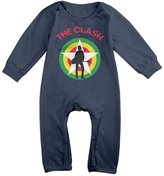 Worth It Y The Clash Guitar Star Baby Onesie Bodysuit Newborn Romper