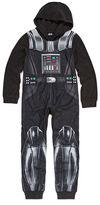 Star Wars STARWARS Darth Vader One Piece Pajama- Boys