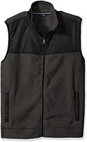 Nautica Men's Slim Fit Fleece Vest