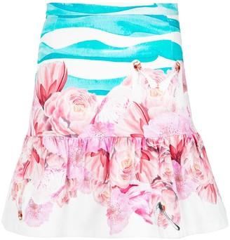 Isolda Printed Skirt