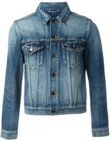 Saint Laurent classic denim jacket - men - Cotton - L