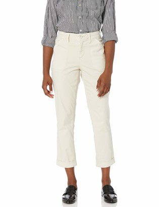 NYDJ Women's Petite Size Relaxed Chino Twill Pants