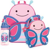 Skip Hop Zoo Backpack, Lunchie & Straw Bottle Set - Owl - One Size