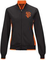 G-iii Sports Women's San Francisco Giants Triple Track Jacket