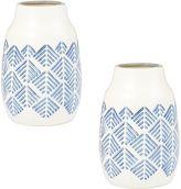 Amalfi by Rangoni Akira Vase (Set of 2)