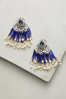Shourouk Cobalt Cascade Drop Earrings