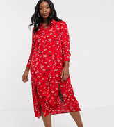 Long Red Dress Plus Size ShopStyle Australia