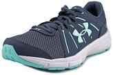 Under Armour Dash RN 2 Women US 9.5 Gray Running Shoe