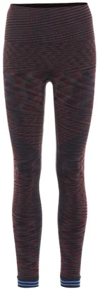 LNDR Focus cotton-blend leggings