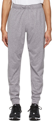 Nike Grey Yoga Sweatpants