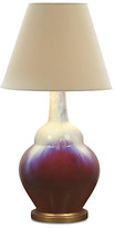 Bunny Williams Home Oxblood Lamp - Red/Blue