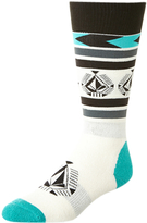 Volcom Spear Snow Socks Blue