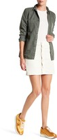 Mother Patch Pocket Miniskirt