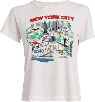 RE/DONE NYC Classic T-Shirt