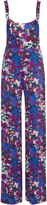 Saloni Lilah Printed Floral Jumpsuit
