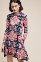 Maeve Myra Mockneck Dress