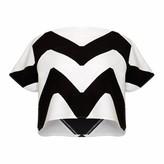 Bo Carter Namaka Top Black & White