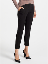 Marc Cain Cropped Trousers, Black