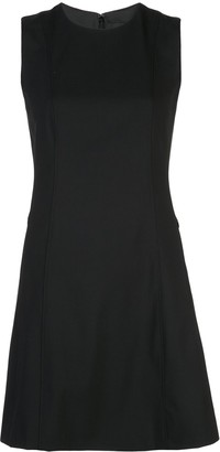 Theory Fitted Mini Dress