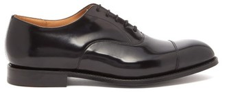 Church's Consul Leather Oxford Shoes - Mens - Black