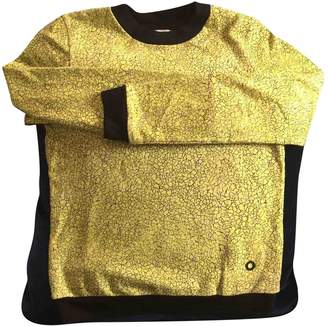 Opening Ceremony Yellow Cotton Knitwear for Women