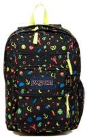 JanSport Big Student Neon Character Backpack