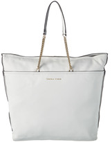 Trina Turk Maddoux Leather Tote