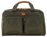 Bric's 'X-Bag Boarding' Duffel Bag - Green
